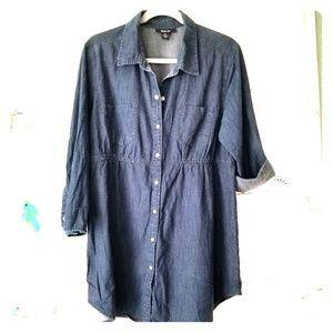 Style & Co. 3/4 sleeve Tunic